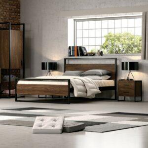 Κρεβάτι Lora S-Cooper