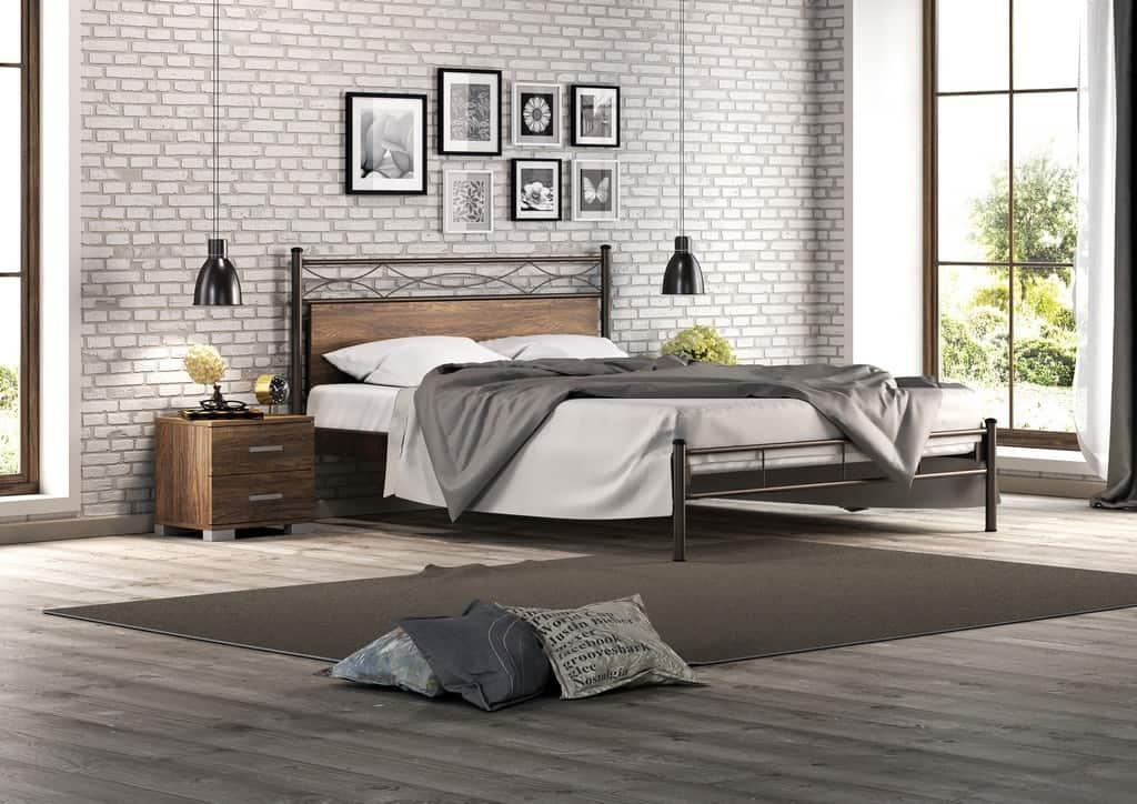 Μεταλλικό Κρεβάτι Αριάδνη S-Cooper