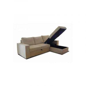 Γωνιακός Καναπές Κρεβάτι Paris eXepafis Cyprus